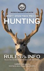2021-2022 Hunting Rule Book